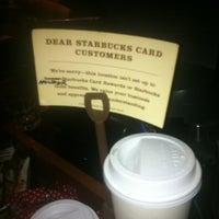Photo taken at Starbucks by Steven on 3/25/2012