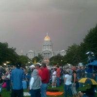 Photo taken at Taste of Colorado 2011 by Jim Earl TEEM, LLC on 9/6/2011