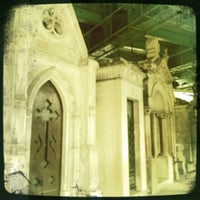 Photo taken at Montmartre Cemetery by Momo S. on 5/23/2012