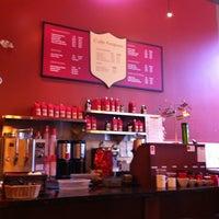 Photo taken at Caffè Artigiano by Meowby L. on 4/15/2012