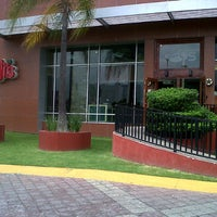 Photo taken at Chili's Plaza Pabellón by Ana C. on 7/27/2012