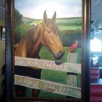 Photo taken at El Potro by Patrick H. on 4/12/2012