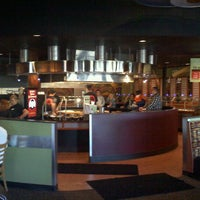 Photo taken at HuHot Mongolian Grill by Timothy D. on 9/15/2011