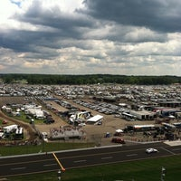Photo taken at Michigan International Speedway by Dustin K. on 8/21/2011