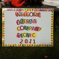 Photo taken at Belmont Grove by John Z. on 9/17/2011