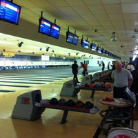Photo taken at Facenda Whitaker Lanes by Doug B. on 4/11/2011