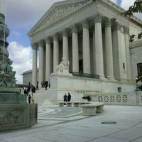 Photo taken at Supreme Court of the United States by Brandon D. on 10/4/2011