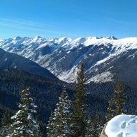 Photo taken at Aspen Mountain by Elisa W. on 12/7/2011