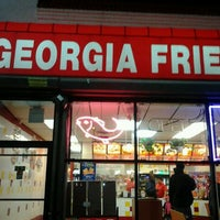 Photo taken at Georgia Fried Chicken by Lisa L. on 12/16/2011