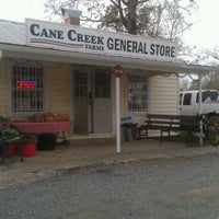 Photo taken at Cane Creek Farm General Store by Glenn G. on 12/24/2011