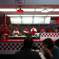 Photo taken at Five Guys by Pete W. on 5/14/2011