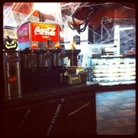 Photo taken at Uncle Harry's New York Bagelry by Fabian G. on 10/19/2011