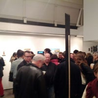 Photo taken at BRIC gallery by MuseumNerd on 1/26/2012