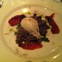 Photo taken at Babbo Ristorante by Andrew L. on 3/27/2011