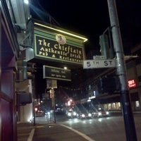 Photo taken at The Chieftain Irish Pub & Restaurant by Robert O. on 1/17/2012