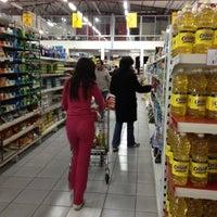 Photo taken at Supermercado Abartal by Felipe L. on 7/20/2012