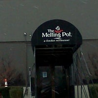 Photo taken at The Melting Pot by Vickie H. on 12/29/2011