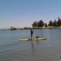 Photo taken at Woodward Reservoir by Leah E. on 8/2/2012