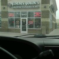 Photo taken at Jimmy John's by JAYSON D. on 12/30/2011