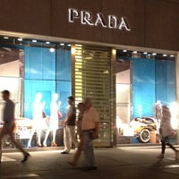 Photo taken at Prada by Boo boo isa on 6/24/2012