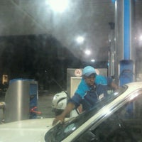 Photo taken at Sasol Delight Abbotsford by Ben S. on 10/7/2011