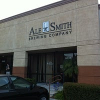 Photo taken at AleSmith Brewing Company by Price A. on 6/16/2012