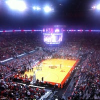 Photo taken at Value City Arena - Jerome Schottenstein Center by Joshua T. on 1/3/2012