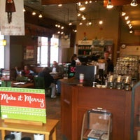 Photo taken at Caribou Coffee by Nate H. on 12/27/2011