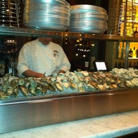 Photo taken at The Lake Chalet Seafood Bar & Grill by Ms. Glow/Ms. Glows Kitchen S. on 3/7/2012