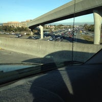 Photo taken at US-101 (Bayshore Fwy) by Joe D. on 1/18/2012