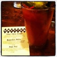 Photo taken at Hattie's Hat Restaurant by SusieQ on 3/3/2012