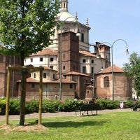 Photo taken at Parco delle Basiliche by Luca on 5/10/2012