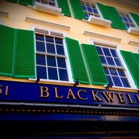 Photo taken at Blackwell's by Anshul T. on 5/31/2012
