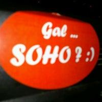 Photo taken at SOHO CLUB by Artur Kaa on 9/1/2011