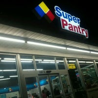 Photo taken at Super Pantry by Amanda Z. on 11/21/2011