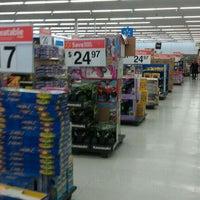 Photo taken at Walmart by Chris P. on 12/21/2011