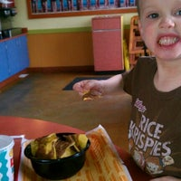 Photo taken at Taco Del Mar by Paul F. on 5/4/2012