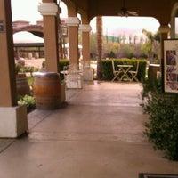 Photo taken at Wilson Creek Winery by TJ on 2/13/2012