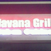Photo taken at Havana Grill by Dj J. on 8/26/2012