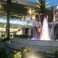 Photo taken at Mall Arauco Maipú by Ximena L. on 8/18/2012