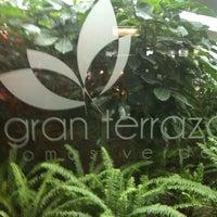 Photo taken at Gran Terraza Lomas Verdes by Hugo O. on 8/6/2012