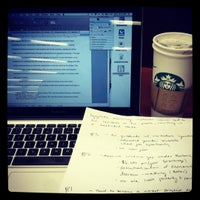 Photo taken at Langson Library (LLIB) by Paige C. on 3/20/2012
