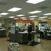 Photo taken at Let's Dish! by Donna N. on 7/5/2012