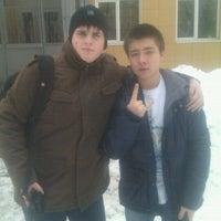 Photo taken at Школа №8 by Erast F. on 2/28/2012