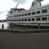Photo taken at Hy-Line Cruises Ferry Docks by Beverly B. on 8/9/2012