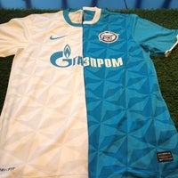 Снимок сделан в FootballStore.ru пользователем Mike A. 3/6/2012