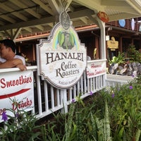 Photo taken at Hanalei Coffee Roasters by Claudine W. on 9/3/2012