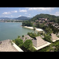 Photo taken at The Westin Siray Bay Resort & Spa by Brandt E. on 8/17/2012