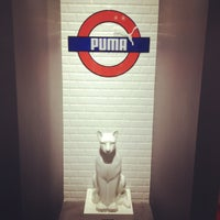 Photo taken at The PUMA Store by Olivier L. on 3/23/2012