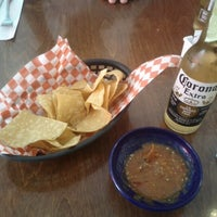 Photo taken at Cantina Taqueria by steve b. on 6/21/2012